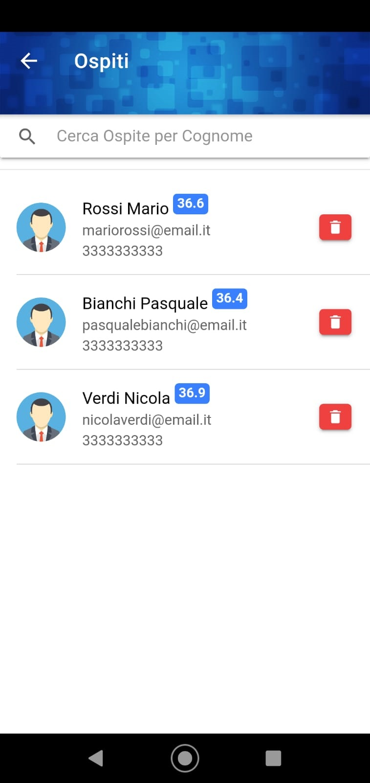 Pegaso Beach - App per gestione spiagge - Covid 19